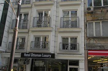 HOTEL OTTOMAN LUXURY, ISTANBUL ***